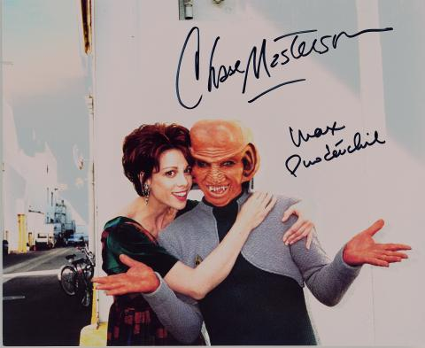 chase masterson. Chase Masterson,